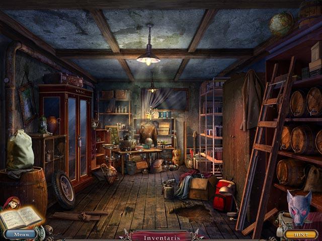 Spel Screenshot 1 Cruel Games: Roodkapje