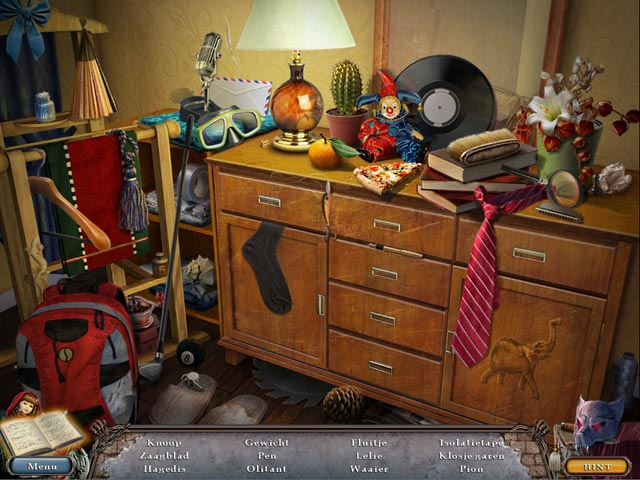 Spel Screenshot 2 Cruel Games: Roodkapje