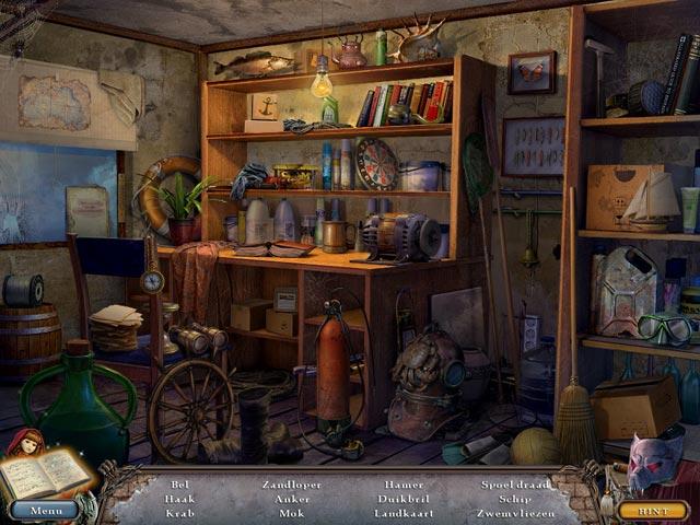 Spel Screenshot 3 Cruel Games: Roodkapje