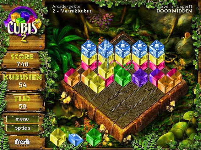 Spel Screenshot 3 Cubis Gold 2