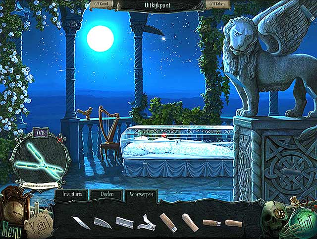 Spel Screenshot 2 Curse at Twilight: Zielensteler