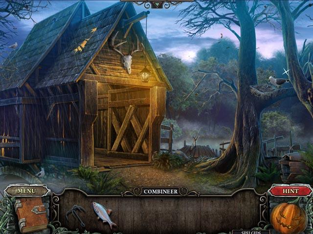 Spel Screenshot 1 Cursed Fates: De Hoofdloze Ruiter Luxe Editie