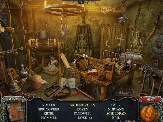 Spel Screenshot 2 Cursed Fates: De Hoofdloze Ruiter Luxe Editie