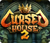 Feature Screenshot Spel Cursed House 2