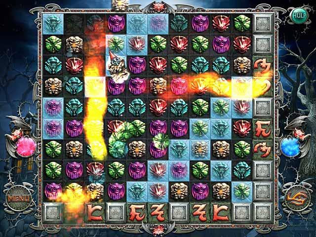 Spel Screenshot 1 Cursed House