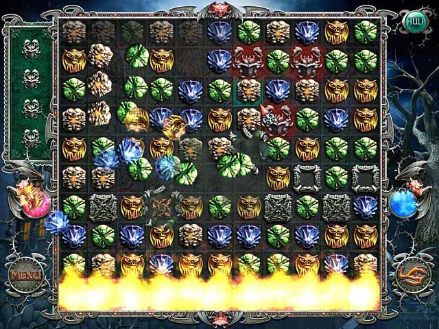 Spel Screenshot 2 Cursed House