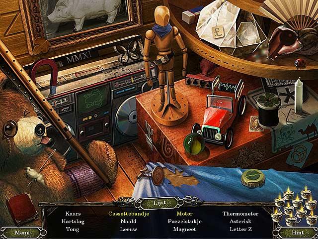 Spel Screenshot 2 Cursed Memories: Het Geheim van Kwelmeer