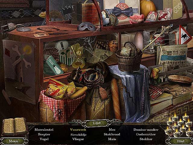 Spel Screenshot 3 Cursed Memories: Het Geheim van Kwelmeer