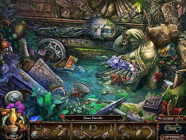 Spel Screenshot 1 Cursery: The Crooked Man and the Crooked Cat Collector's Edition