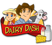Feature Screenshot Spel Dairy Dash