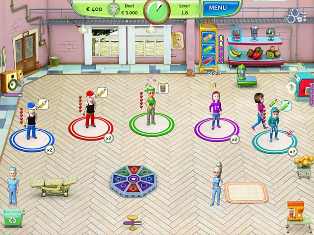 Spel Screenshot 1 Dancing Craze