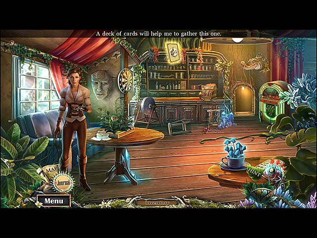 Spel Screenshot 1 Dangerous Games: Prisoners of Destiny Collector's Edition