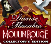 Feature Screenshot Spel Danse Macabre: Moulin Rouge Collector's Edition