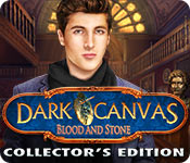 Feature Screenshot Spel Dark Canvas: Blood and Stone Collector's Edition