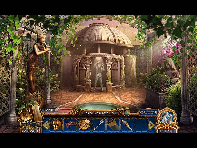 Spel Screenshot 2 Dark Canvas: Blood and Stone Collector's Edition