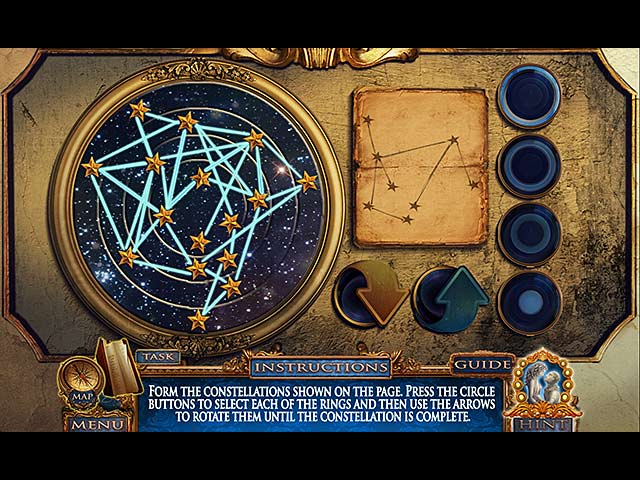 Spel Screenshot 3 Dark Canvas: Blood and Stone Collector's Edition
