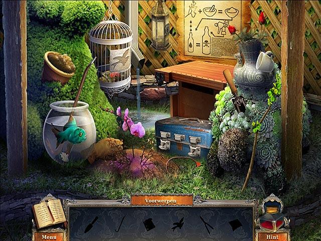 Spel Screenshot 1 Dark Canvas: Dodelijke Streken