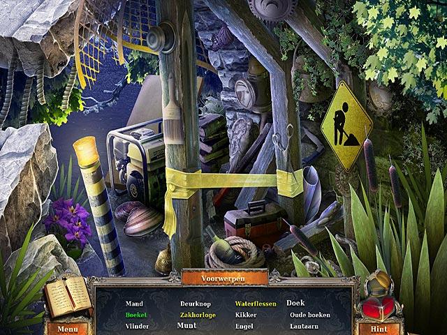 Spel Screenshot 2 Dark Canvas: Dodelijke Streken