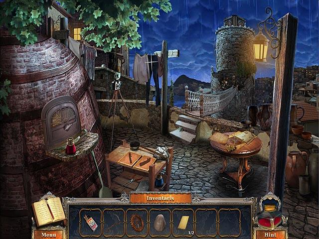 Spel Screenshot 3 Dark Canvas: Dodelijke Streken