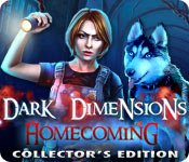 Feature Screenshot Spel Dark Dimensions: Homecoming Collector's Edition