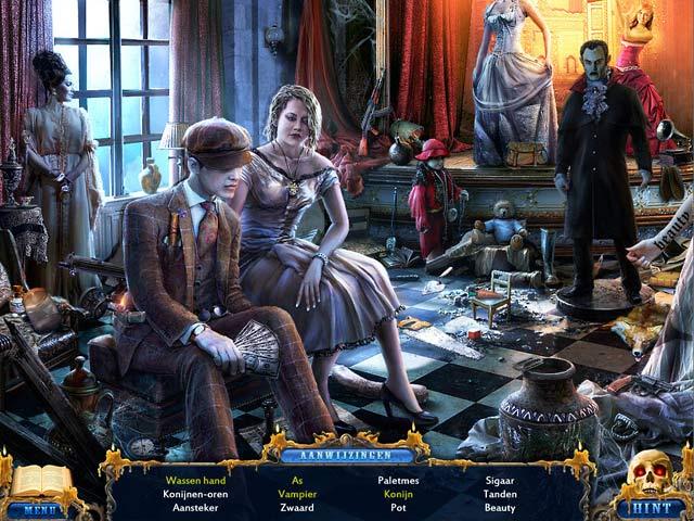 Spel Screenshot 2 Dark Dimensions: Schoonheid in Was
