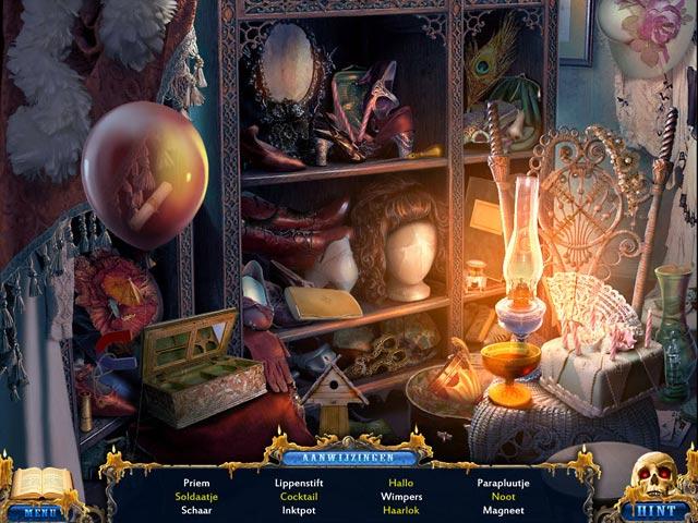 Spel Screenshot 3 Dark Dimensions: Schoonheid in Was