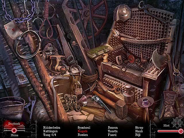 Spel Screenshot 3 Dark Heritage: Bewakers van de Hoop