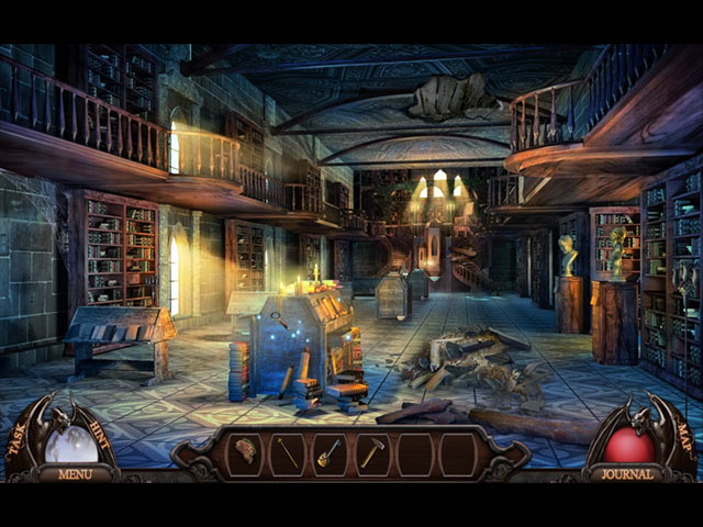 Spel Screenshot 3 Dark Lore Mysteries: Tussen Waanzin en Waarheid