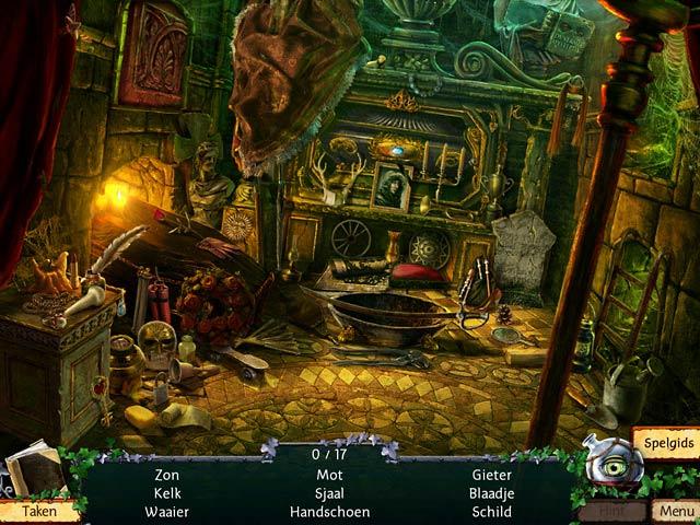 Spel Screenshot 1 Dark Mysteries: De Zielenrover Luxe Editie