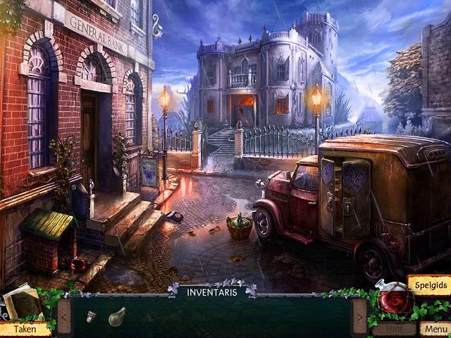 Spel Screenshot 2 Dark Mysteries: De Zielenrover Luxe Editie