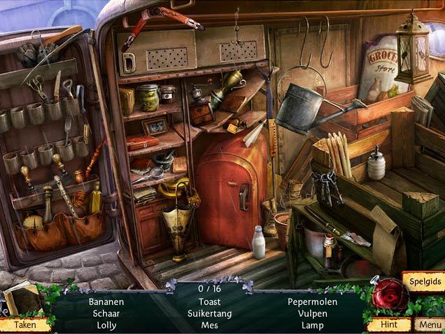 Spel Screenshot 3 Dark Mysteries: De Zielenrover Luxe Editie