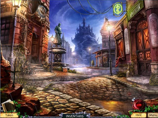 Spel Screenshot 1 Dark Mysteries: De Zielenrover