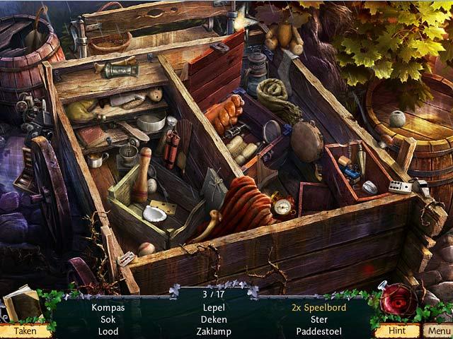 Spel Screenshot 2 Dark Mysteries: De Zielenrover