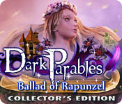 Feature Screenshot Spel Dark Parables: Ballad of Rapunzel Collector's Edition