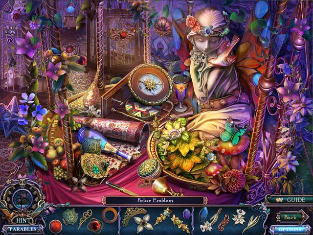 Spel Screenshot 1 Dark Parables: Ballad of Rapunzel Collector's Edition