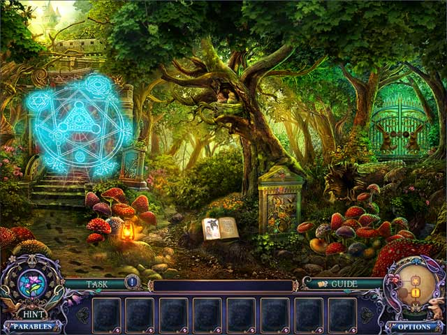 Spel Screenshot 2 Dark Parables: Ballad of Rapunzel Collector's Edition