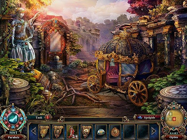 Spel Screenshot 1 Dark Parables: De Laatste Assepoester Luxe Editie