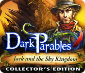 Feature Screenshot Spel Dark Parables: Jack and the Sky Kingdom Collector's Edition