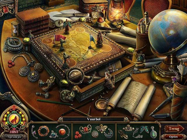 Spel Screenshot 2 Dark Parables: Zusters van de Rode Mantel