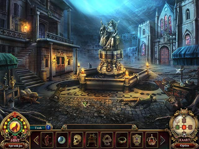 Spel Screenshot 3 Dark Parables: Zusters van de Rode Mantel