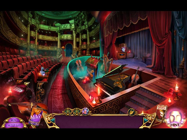 Dark Romance: A Performance to Die For Collector's Edition img