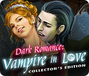 Feature Screenshot Spel Dark Romance: Vampire in Love Collector's Edition
