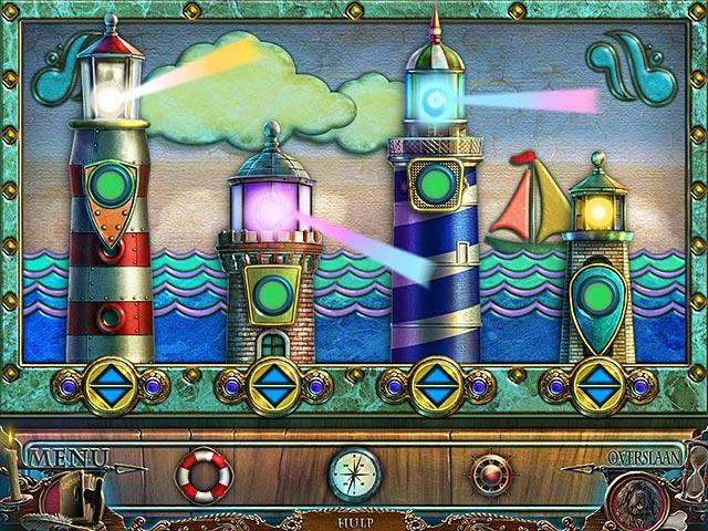 Spel Screenshot 2 Dark Tales: Edgar Allan Poe's De Gouden Kever