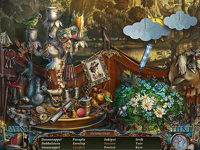Spel Screenshot 3 Dark Tales: Edgar Allan Poe's De Gouden Kever