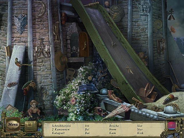 Spel Screenshot 2 Dark Tales: Edgar Allan Poe's De Zwarte Kat