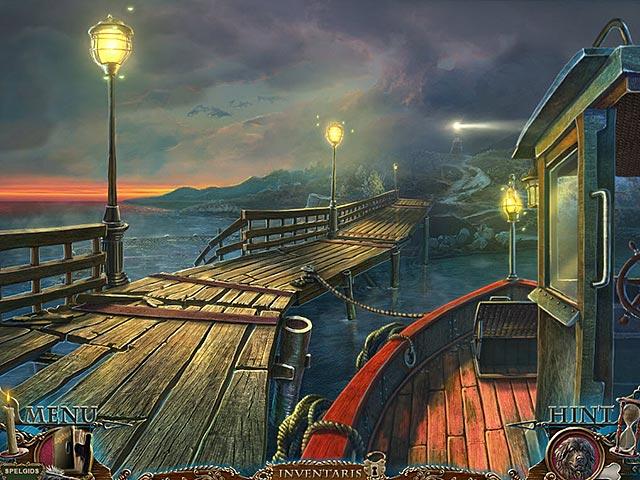 Spel Screenshot 1 Dark Tales: Edgar Allan Poe's De Gouden Kever Luxe Editie