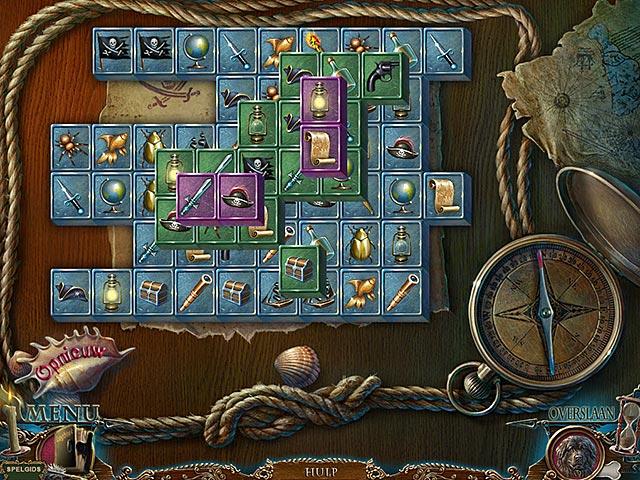 Spel Screenshot 2 Dark Tales: Edgar Allan Poe's De Gouden Kever Luxe Editie
