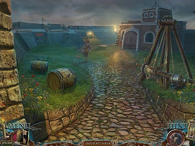Spel Screenshot 3 Dark Tales: Edgar Allan Poe's De Gouden Kever Luxe Editie