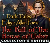 Feature Screenshot Spel Dark Tales: Edgar Allan Poe's The Fall of the House of Usher Collector's Edition