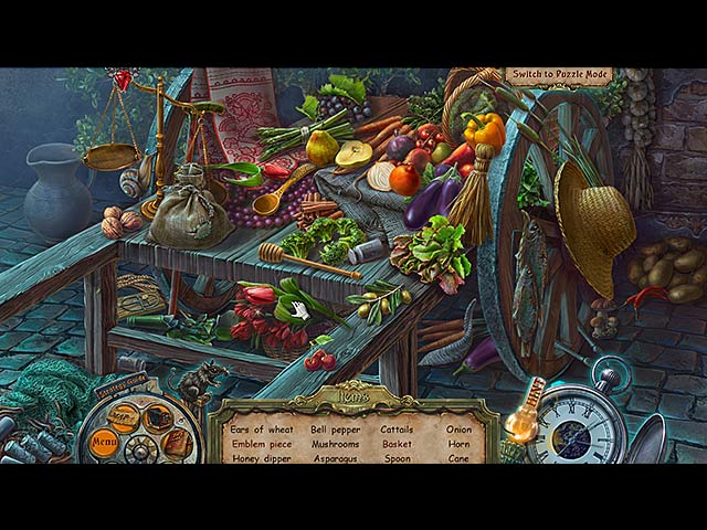 Spel Screenshot 1 Dark Tales: Edgar Allan Poe's The Fall of the House of Usher Collector's Edition